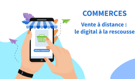 Vente à distance : le digital à la rescousse