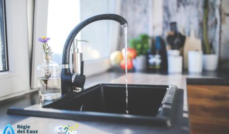 Information sur votre facture d'eau