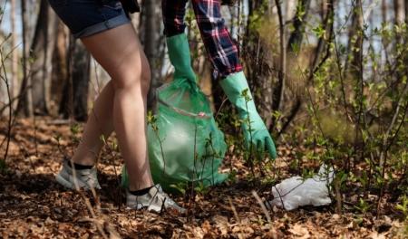 Nettoyage de printemps au Pays Bellegardien !