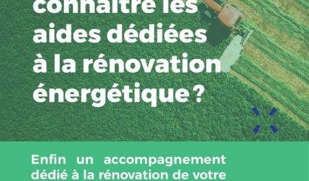 Agriculteurs actifs ou retraités - le programme Aééla se termine le 30 juin 2021.