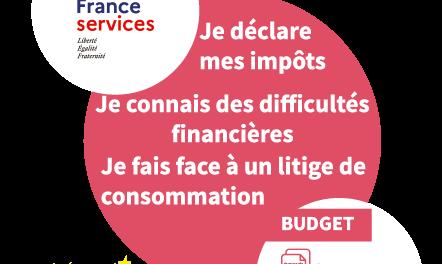 France Services - Budget